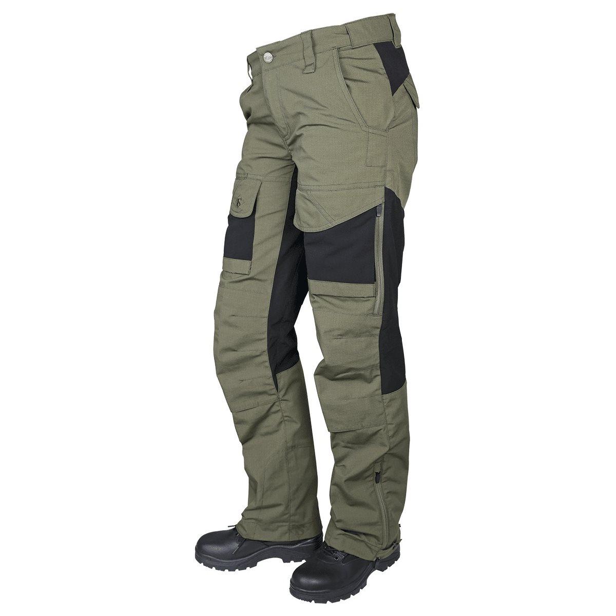 Kalhoty dámské 24-7 SERIES® XPEDITION rip-stop ZELENO/ÈERNÉ - zvìtšit obrázek