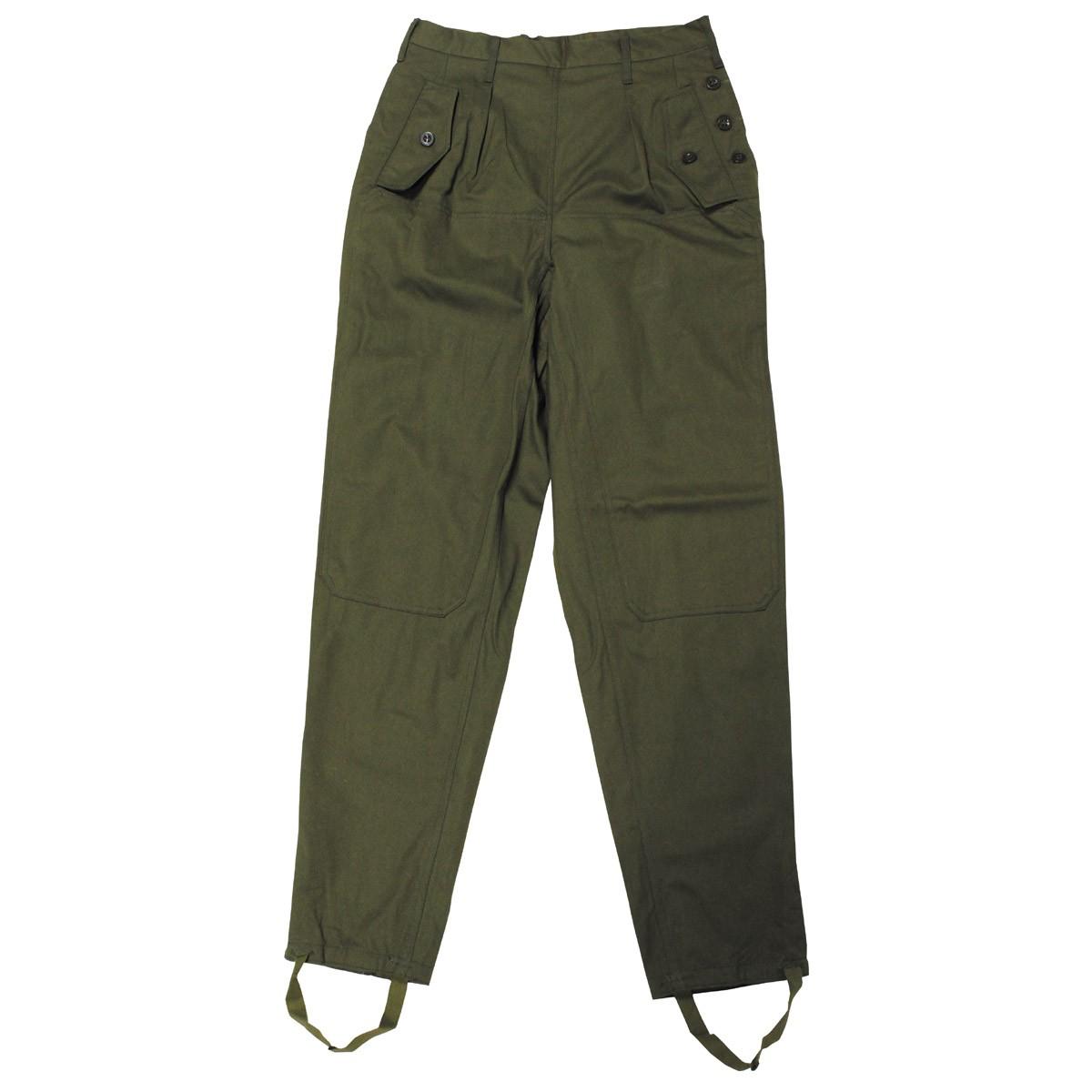 Kalhoty dámské vz.85 nové zelené - zvìtšit obrázek