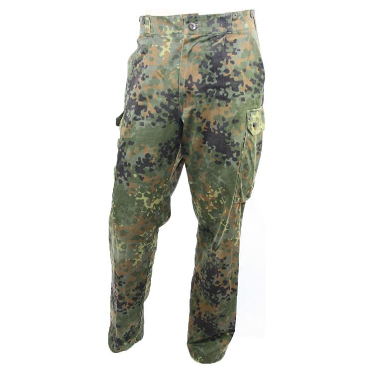 Kalhoty dámské BW polní FLECKTARN použité - zvìtšit obrázek