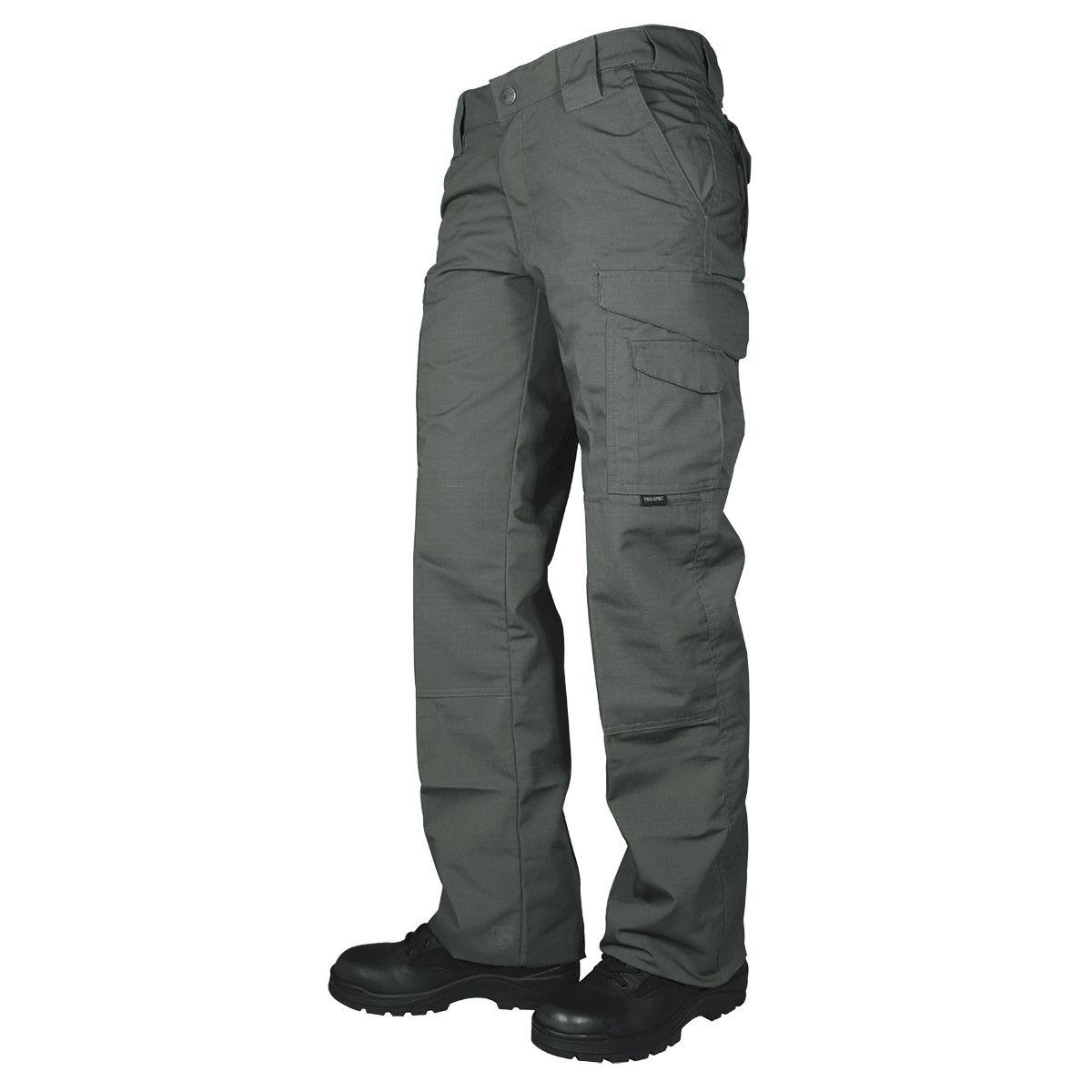 Kalhoty dámské 24-7 TACTICAL rip-stop ZELENÉ - zvìtšit obrázek