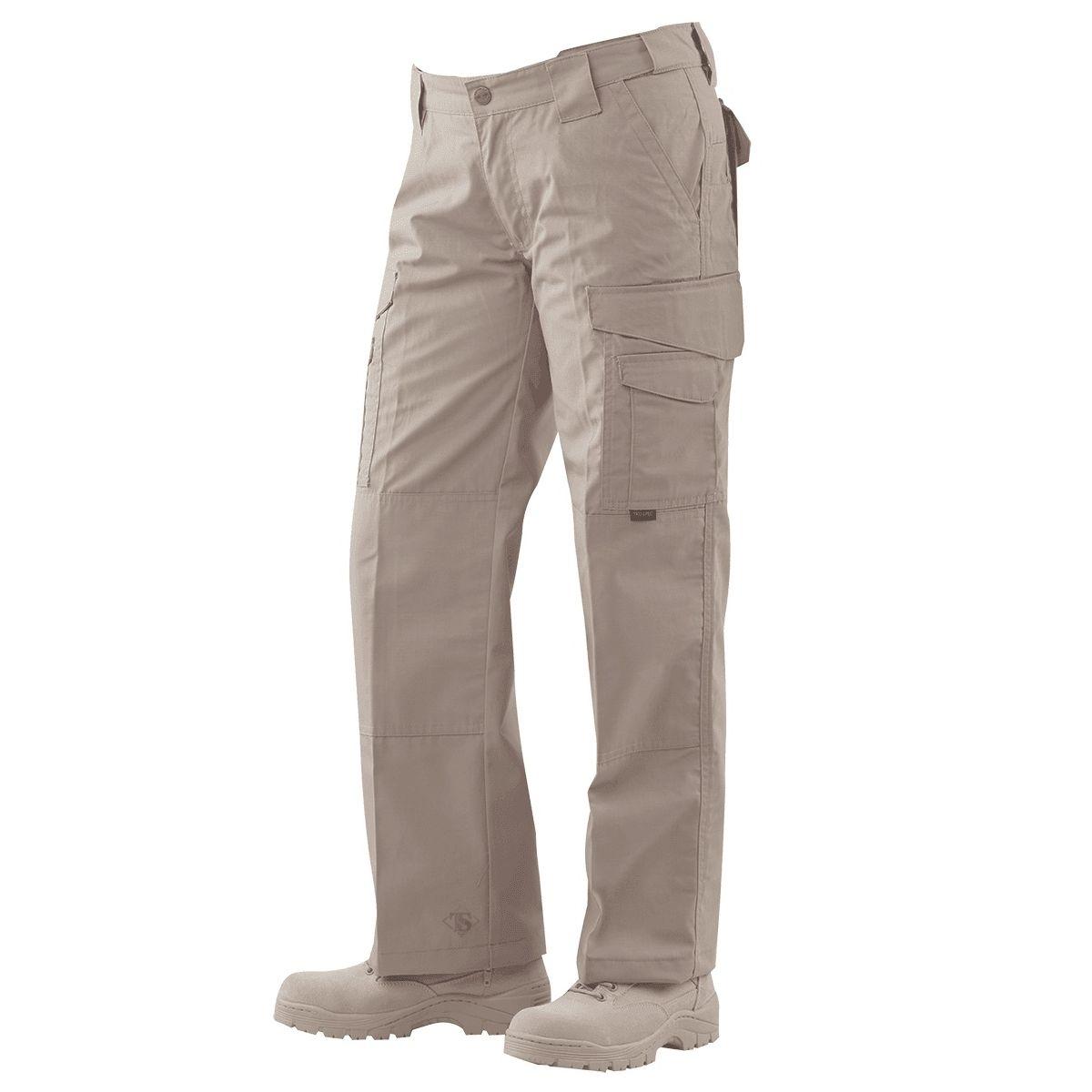 Kalhoty dámské 24-7 TACTICAL rip-stop KHAKI - zvìtšit obrázek