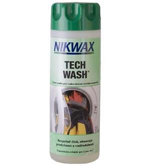 NIKWAX Prostředek prací TECH WASH gel 100ml