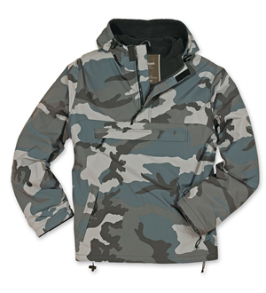 SURPLUS Bunda WINDBREAKER NIGHT CAMO