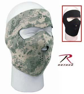ROTHCO Maska neoprenová na obličej ARMY DIGITAL CAMO