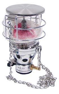 MFH Lampa plynová 400W s piezem