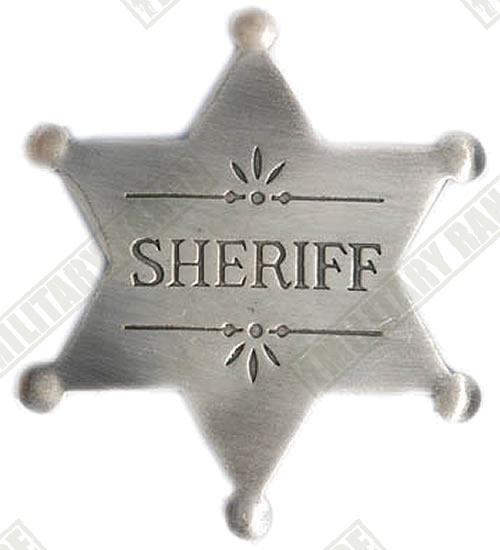 OSTATNÍ Odznak SHERIFF