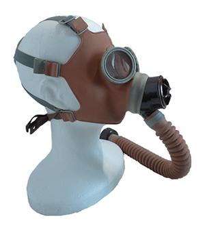 Maska plynová AÈR dìtská civilní typ ORANŽOVÁ - zvìtšit obrázek
