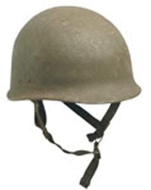 armáda Německá Helma BW typ NATO