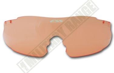 ESS Náhradní sklo pro brýle ESS ICE červené