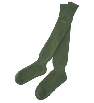 JACK PYKE Ponožky podkolenky HUNTING s logem OLIV vel.7-11