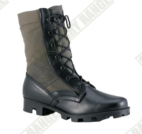 armáda U.S. Boty US Jungle Boots Panama