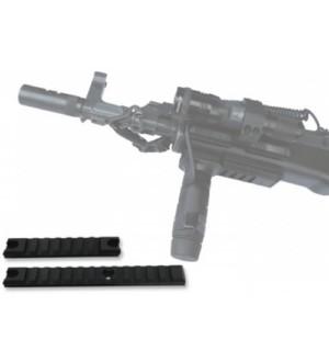 EURO SECURITY RAIL Picatinny weawer pro Sa58 nebo AK-47 délka 95mm