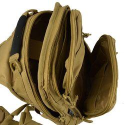 Batoh ASSAULT malý přes jedno rameno COYOTE - MIL-TEC - Army shop ... 80c8146365