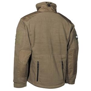 Bunda fleece Heavy-Strike COYOTE - MFH - Army shop armytrade.cz 69c49647653