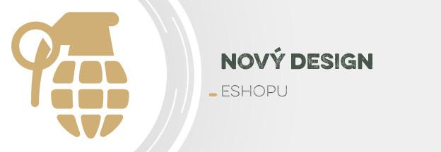 E-SHOP V  NOVÉM