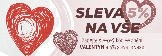 VALENT�NSK� SLEVA!